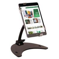 Tablethouder - staand model voor op tafel