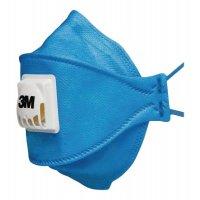 Detecteerbaar wegwerpstofmasker 3M™ Aura™ 9400+ FFP3