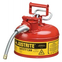 Veiligheidskannen voor ontvlambare producten