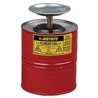 Plunjerkannen voor ontvlambare producten
