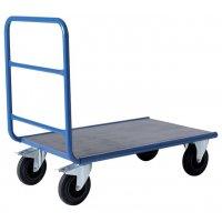 Transportwagen van staal voor magazijn