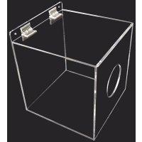 Plastic dispenser voor werkkleding en andere PBM