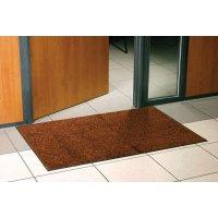 Absorberende deurmat voor drukbezochte plaatsen