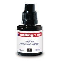 Navulling inkt Edding T 25 voor permanent markers