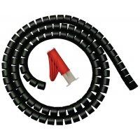 Kabelslang met kabelgeleider