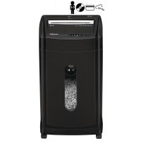 Papierversnipperaar Fellowes 46Ms - 3-5 personen - P-5 - 30 l