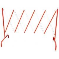 Eenvoudig stalen schaarhek van 2,5 meter