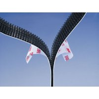 Kabelbinders van klittenband op rol van 10 meter