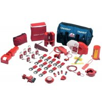 Complete lockout kit met opbergtas