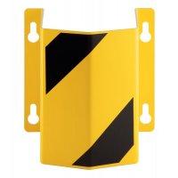 Stalen kolombescherming voor wandbevestiging