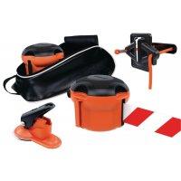 Skipper™ XS kit met afzetlithouders + houders met snoer + houders met zuignap