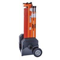 Oprolbare omheining voor bouwplaats Rapid Roll