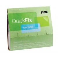 Hervulling voor pleisterdispenser QuickFix