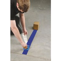 Toughstripe™ vloertape - voor labelprinter BMP71