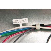 Vlaglabels voor kabel- en draadmarkeringen - voor labelprinter BMP51