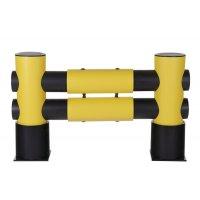 Flexibele, lage beschermbalk PARFLEX