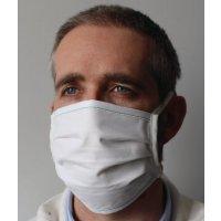 Wasbare en herbruikbare stoffen mondkapjes