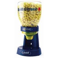 Dispenser 3M™ E-A-R™ One Touch™ met 500 paar oordopjes met SNR 25 dB