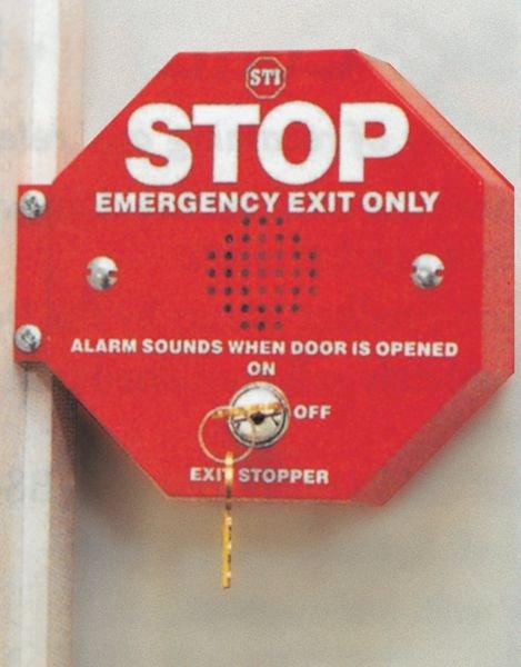 Autonoom alarm voor nooduitgang - Seton