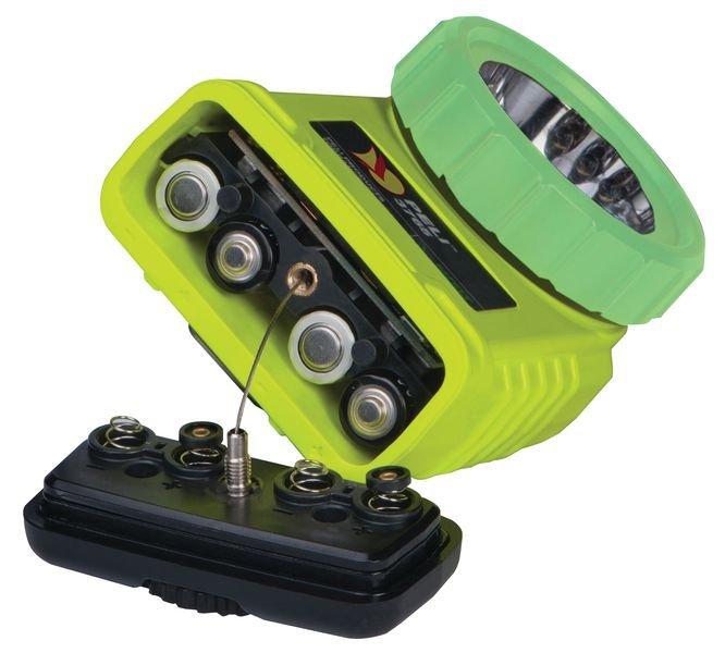 Zaklantaarn-schijnwerper PELI™ op batterijen PELI™ - Evacuatiemateriaal en borden Verzamelplaats