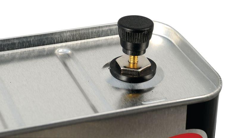 Vierkante 6V alkaline batterij voor projectorlampen - Seton