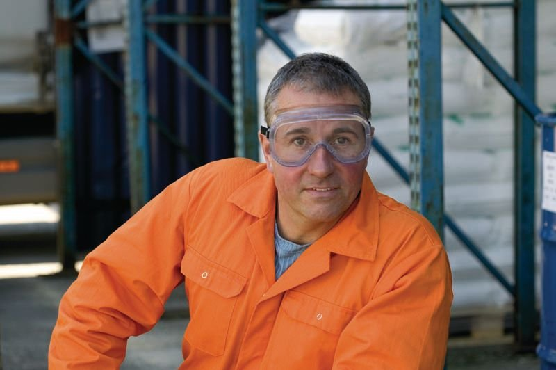 Overbril JSP Atlantic™ met anti-condenserend glas - Seton
