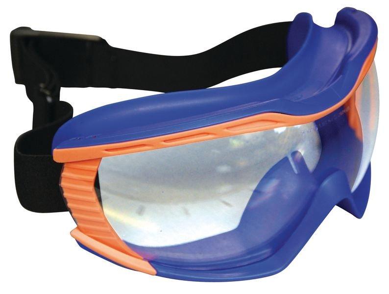 Overbril JSP® Stealth™ 9100 met anti-condenserend en krasbestendig glas