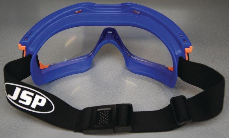 Overbril JSP® Stealth™ 9100 met anti-condenserend en krasbestendig glas - Overzetbrillen en ruimzichtbrillen