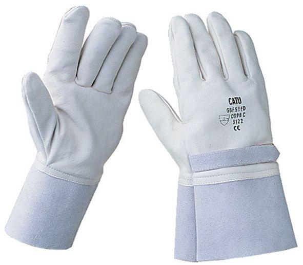 Isolerende handschoenen voor mechanische werken