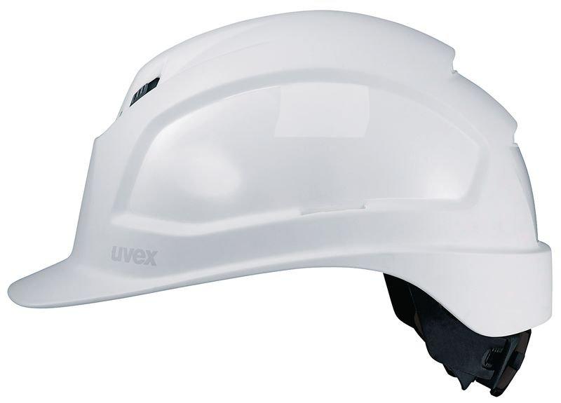 Veiligheidshelm Uvex Pheos IES met bevestigingssysteem voor veiligheidsbril - Seton