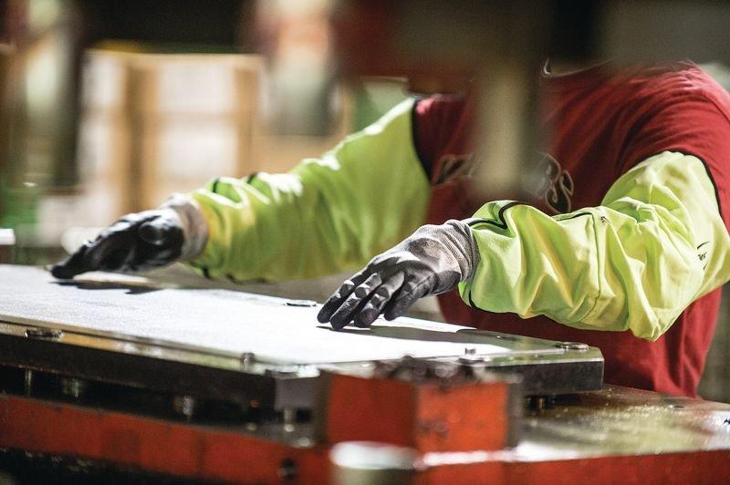 Veiligheidsmouwen Ansell HyFlex® 11-200 - Snijbestendige handschoenen