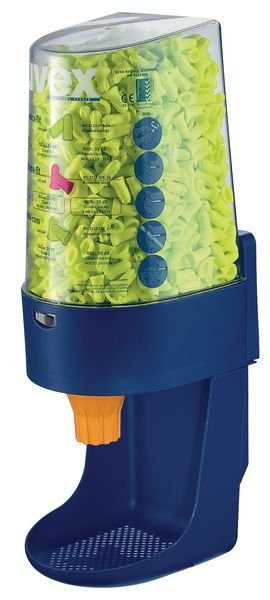 One 2 Click' dispenser voor oordopjes X-fit en Xact-fit - Seton