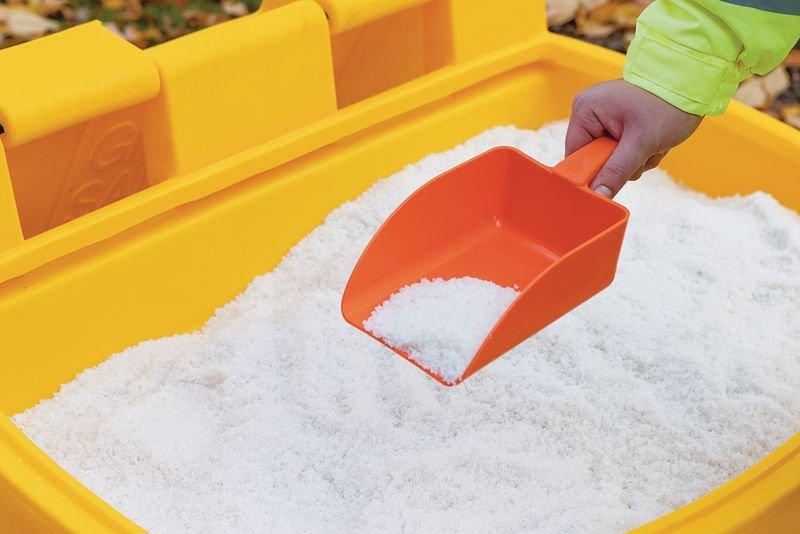 Handschep voor strooizout - Sneeuwscheppen en sneeuwschuivers