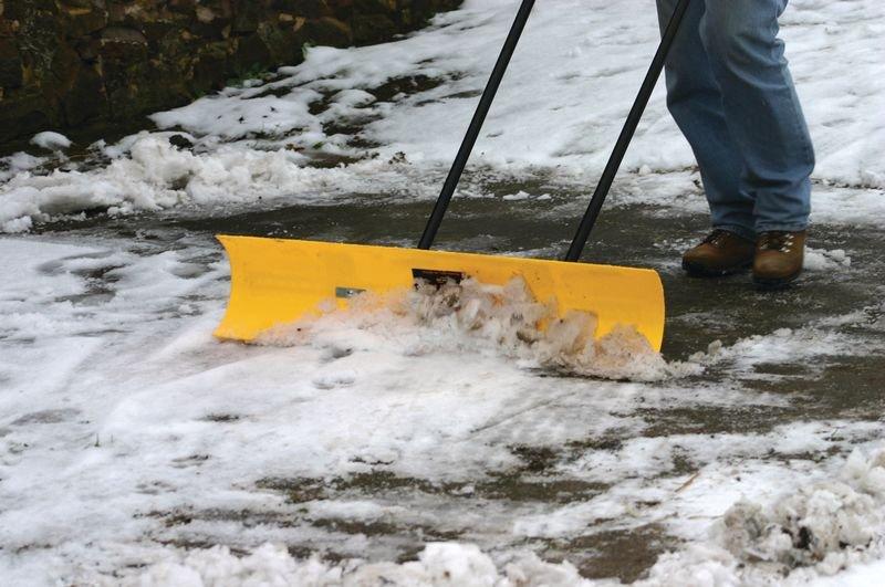 Premium sneeuwschuiver op wielen - Seton