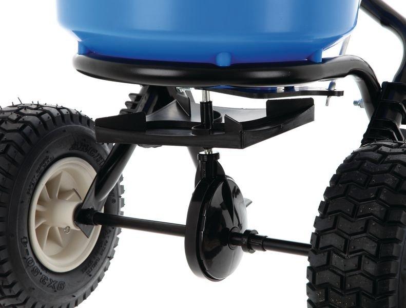 Strooiwagen van polyethyleen 18 l - Winterproducten