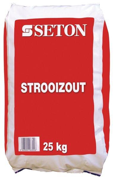Strooizout op pallet - Seton