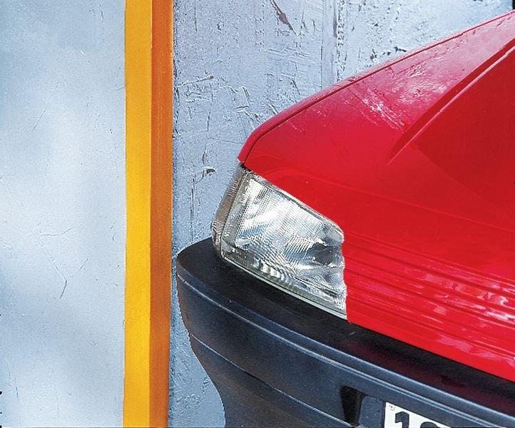 Stootrand van rubber voor parkeerplaatsen en garages - Stootranden voor hoeken