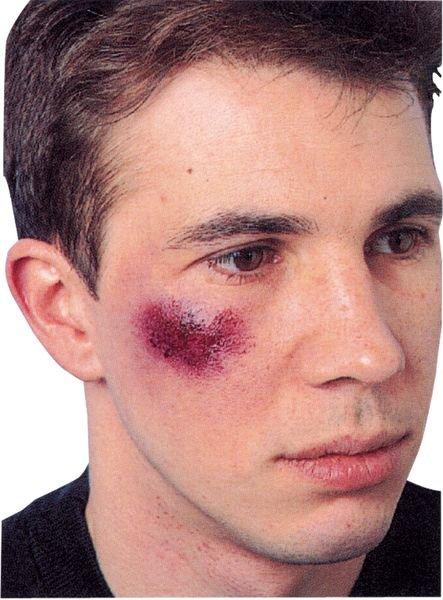 Make-up koffer voor nabootsen verwondingen - Seton
