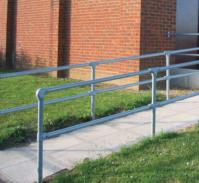 Hex sleutel voor modulaire barrière - Seton