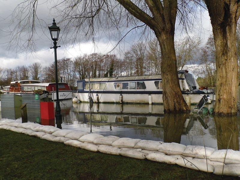 Floodsax® tegen overstromingen - Seton