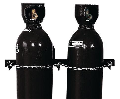 Opbergsysteem voor gasflessen