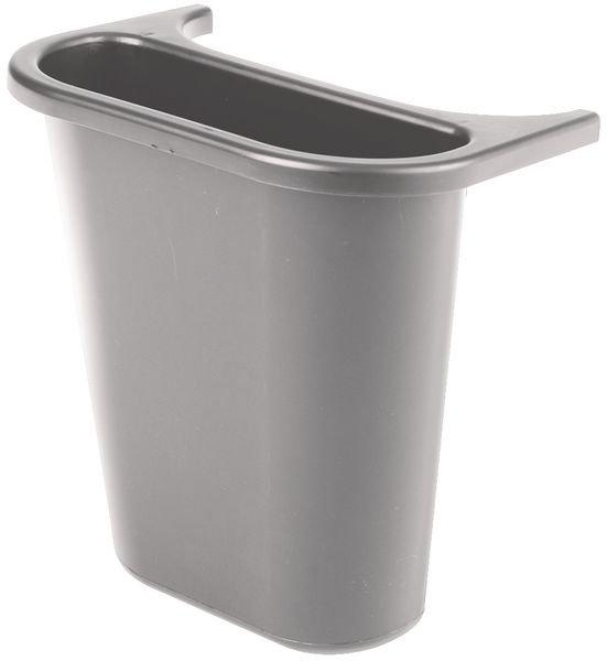 Extra compartiment voor blauwe vuilnisbak - Seton