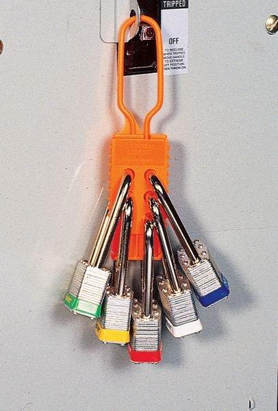 Isolerende hangslotbeugel van nylon - Niet-geleidende hangslotbeugels voor lockout