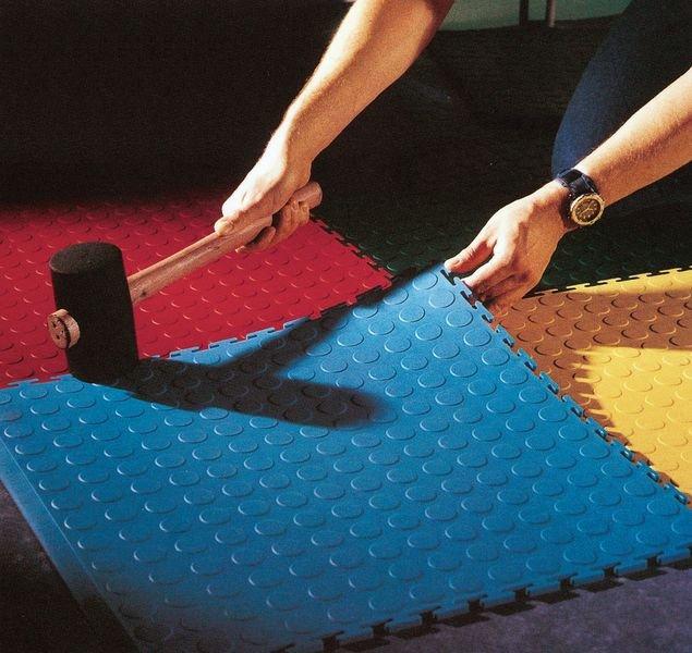 Industriële antivermoeidheidsmatten voor tijdens uw vloerrenovatie - Seton