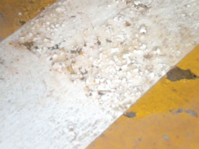 Afbijtmiddel voor vloeren - Schoonmaakmiddelen voor ondergrond
