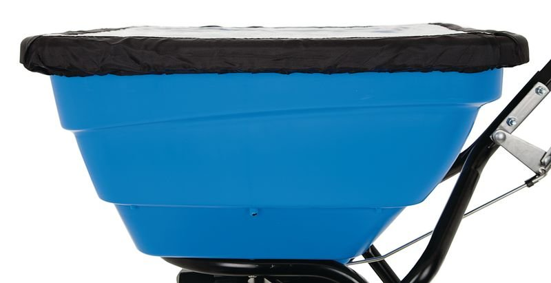 Afdekzeil voor strooiwagen 30 kg - Seton