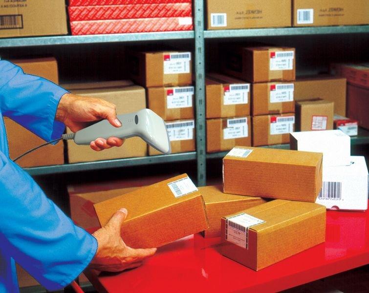 CCD barcodescanner - Seton