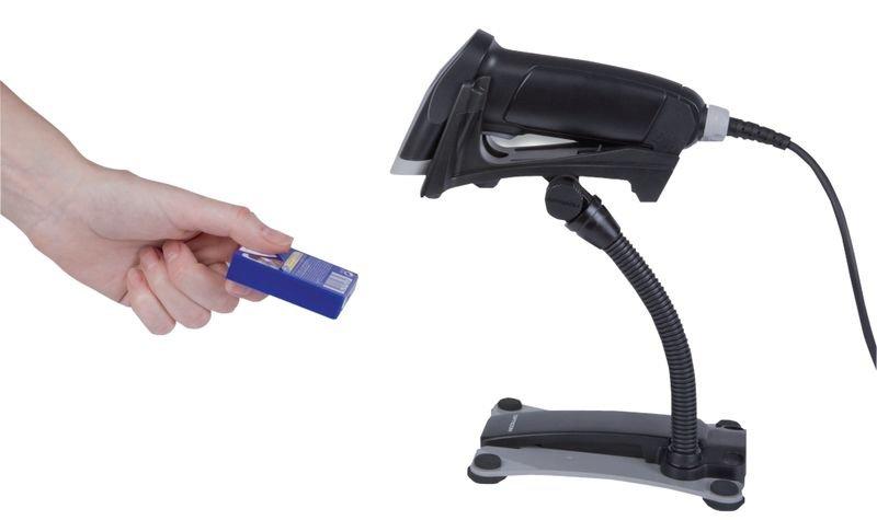 Laser barcodescanner voor kantoor