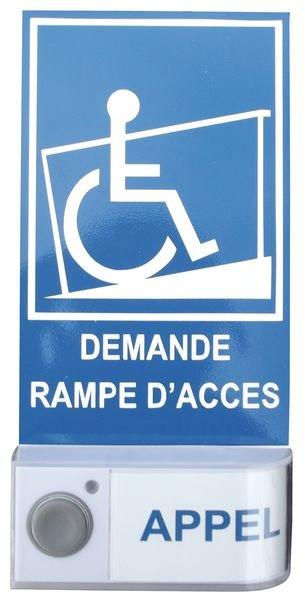 Oproepsysteem voor assistentie gehandicapten - Seton