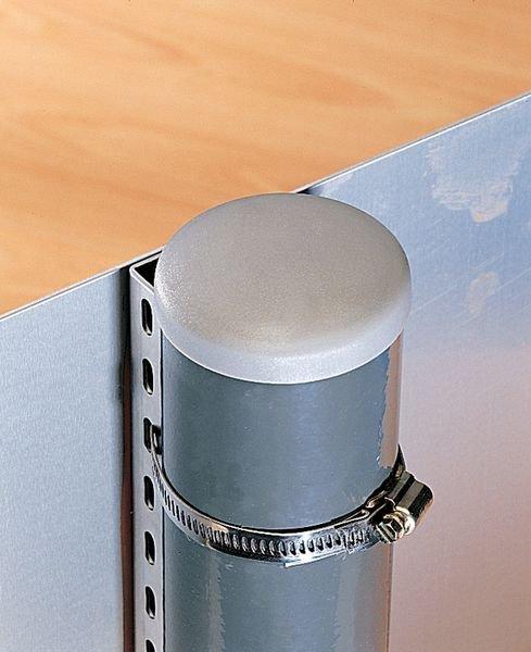 Zelfklevende bevestigingsrail voor montage borden - Seton